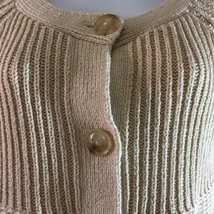 LOFT Sweaters - 🌷Ann Taylor M button front 3/4 sleeve sweater